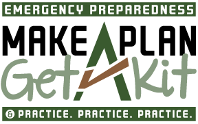 Make Plan. Get Kit. Practice!