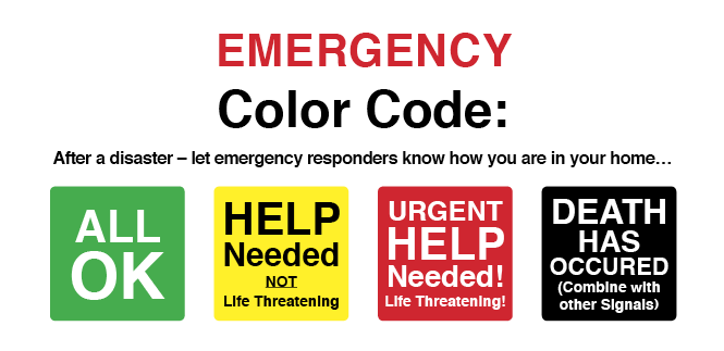 Emergency Color Code